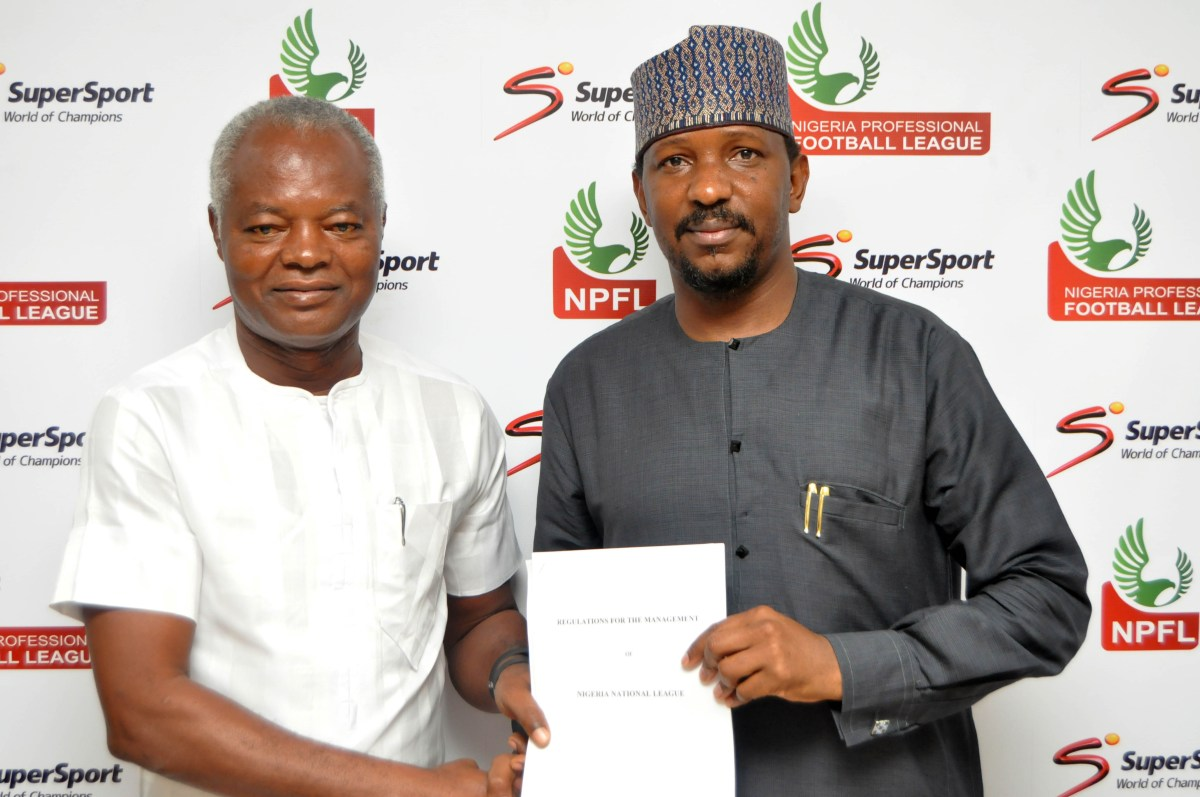 WHO OWNS NIGERIA FOOTBALL: THE INVESTOR OR THE PROMOTER?